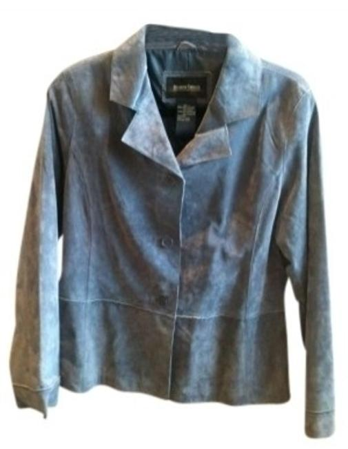 Preload https://item4.tradesy.com/images/brandon-thomas-gray-suede-washable-size-12-l-134763-0-0.jpg?width=400&height=650