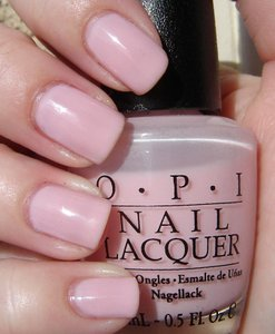 OPI KISS ON THE CHIC Nail Polish