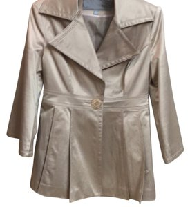 Jessica Simpson Champagne Jacket
