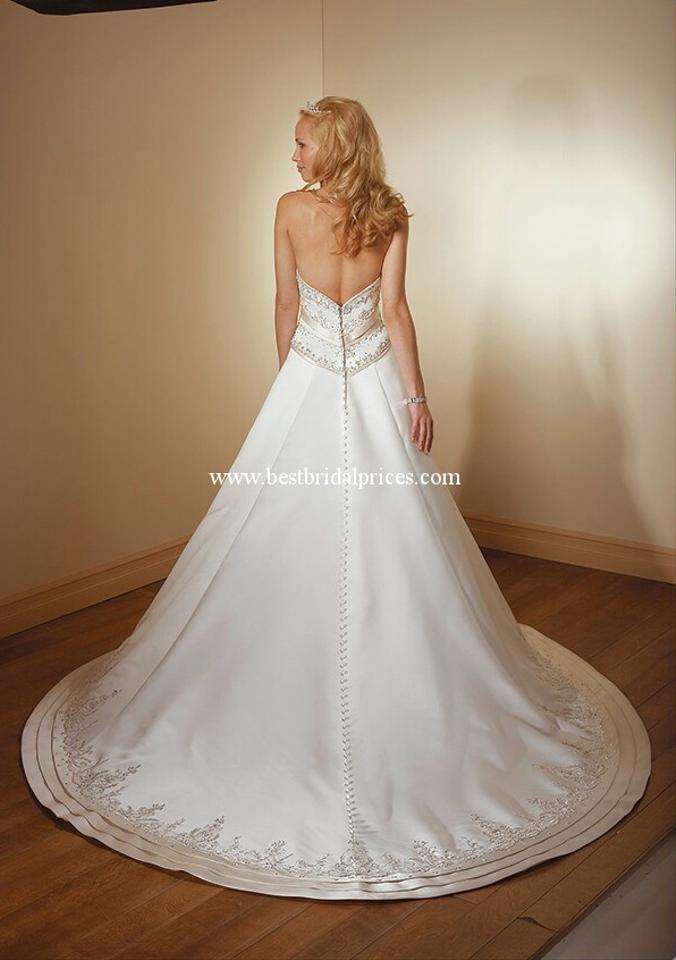 Mori lee 2102 wedding dress on sale 62 off wedding for Mori lee wedding dress sale