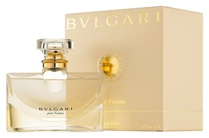 BVLGARI BVLGARI pour FEMME by BVLGARI Eau de Toilette Spray ~ 3.4 oz / 100 ml