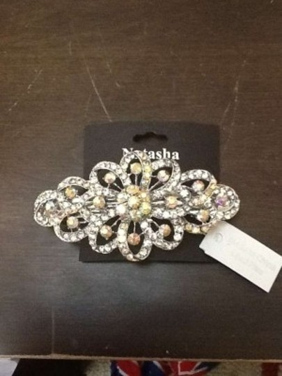 Crystal Barrette Hair Accessory