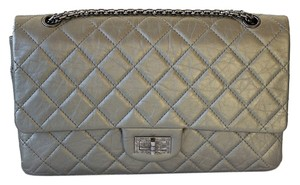 Chanel 2.55 Reissue Size 227 Quilted Shoulder Bag