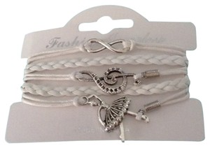 no brand Angel ballet dancer bracelet new with cellophane package