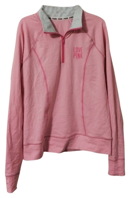 Preload https://item1.tradesy.com/images/pink-trackyoga-jacket-activewear-size-6-s-1348050-0-0.jpg?width=400&height=650