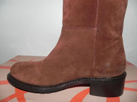 Vince Brown Boots