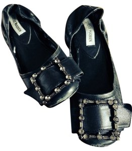 Steve Madden Buckle Embellished Diamonds Diamond Diamond Embellishment Cute Love Adorable Cheap Cheap Flats