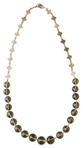 Ray Griffiths Ray Griffiths 18K Gold & Citrine Necklace