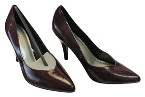 Fioni New Size 8.50 M (usa) Excellent Condition Dark Wine Pumps
