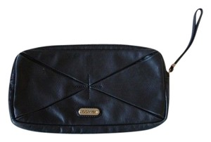 Botkier Leather Black Clutch
