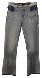 Rock & Republic New With Tags New Boot Cut Jeans-Light Wash