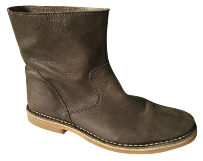 Item - Elephant Grey Boots/Booties Size US 6.5 Regular (M, B)