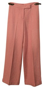 Lilly Pulitzer Wool Blend Trouser Pants Pink