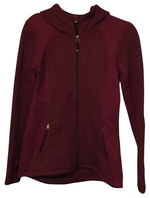 Item - Wine Activewear Outerwear Size 2 (XS, 26)