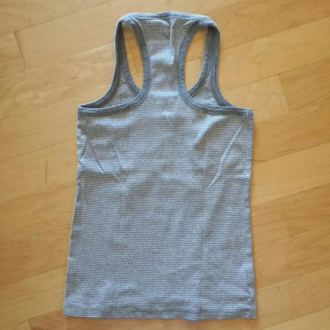 Mango Top Gray