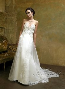St. Pucchi Wedding Dress