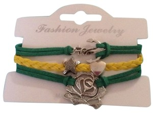 no brand Rose bracelet new with cellophane package