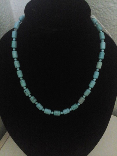 Other Geniune Turquoise Stone Necklace