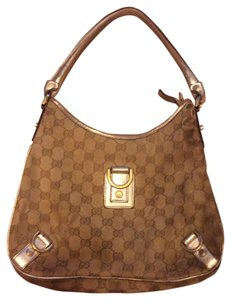 Gucci Gg Mini Satchel Hobo Bag