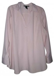 Venizia Jeans Clothing Company Top Soft Pink