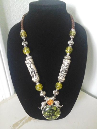 Other Exotic Chinese Necklace - Fashion Jewelry