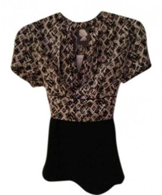 Preload https://item2.tradesy.com/images/anthropologie-black-and-white-blouse-size-4-s-134891-0-0.jpg?width=400&height=650