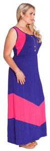 Maxi Dress by Igigi Plus Plus Size Maxi