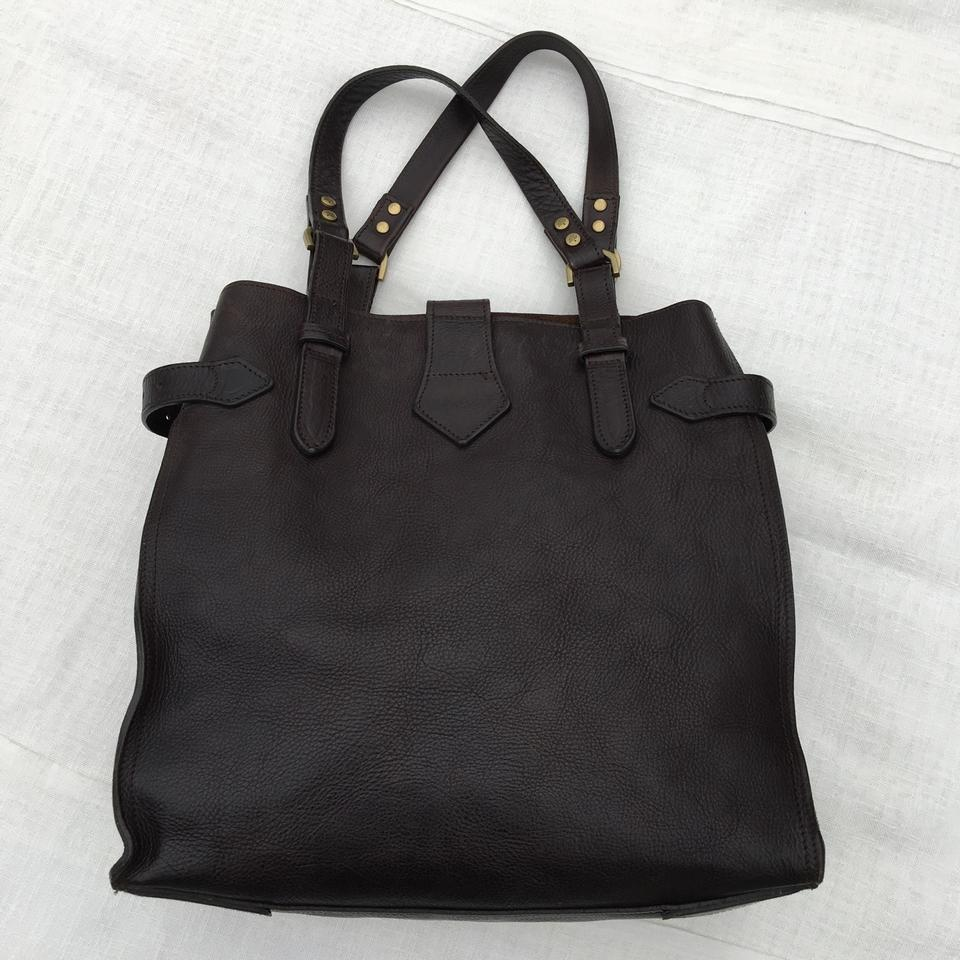 372d9e45ef32 Mulberry Leather Handbags Purses Bags Elgin Tote in Chocolate Brown Image  11. 123456789101112