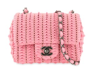 fbe61ceb8485 Pink Chanel Bags - Up to 70% off at Tradesy