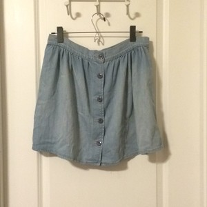 Rich & Skinny Skirt Denim