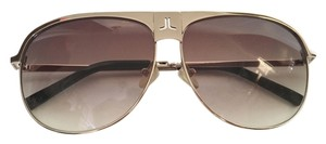 WeSC Gold Folding Sunglasses