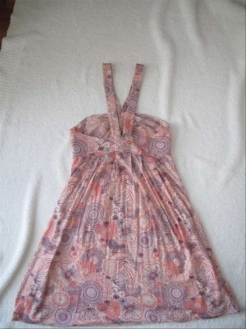 Marc by Marc Jacobs short dress Pinks, oranges, and purples (multi) on Tradesy