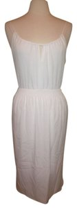 Liquid New York short dress White on Tradesy