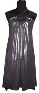 BCBGeneration Weaved Party Dress