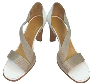 Herms Hermes Leather Heels Formal