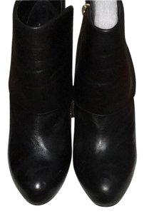 Jessica Simpson Black Bootie Leather Boots