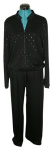 St. John St. John Spa Metal Embellished Lounge-Suit