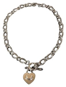 Juicy Couture Juicy Conture Silver Necklace