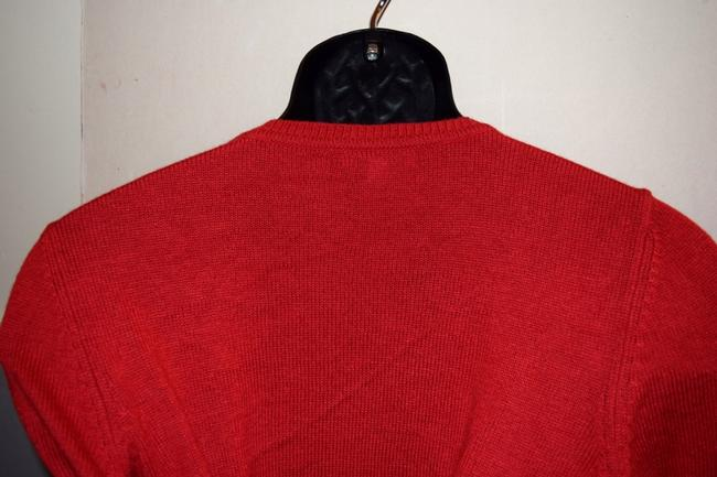 Gap Luxe Large L Long Sleeve Angora Super Soft Comfortable Shoulder Buttons Sexy Cute Fun Sweater