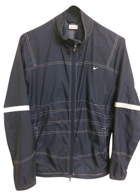 Item - Navy Blue Activewear Outerwear Size 8 (M, 29, 30)
