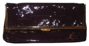 Goldenbleu Amethyst Eggplant Purple Clutch
