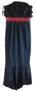 blue Maxi Dress by BCBGeneration Mermaid Body Style