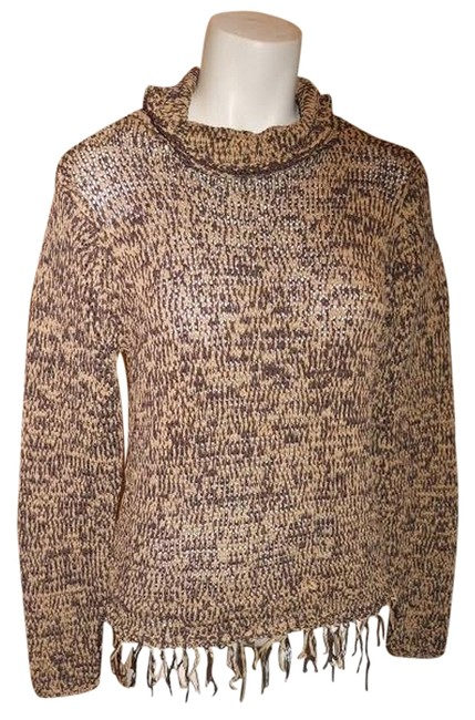 Preload https://item5.tradesy.com/images/uniform-john-paul-richard-brown-and-tan-sweaterpullover-size-8-m-1349504-0-0.jpg?width=400&height=650