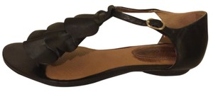 Ballasox by Corso Como Black Sandals