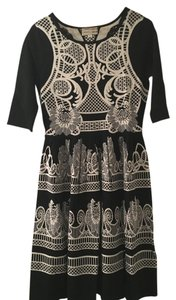 Temperley London Fit Flare Knit Dress