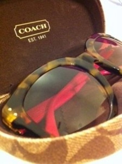 Coach new coach sunglasses