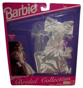 Mattel Barbie Bridal Collection Wedding Dress