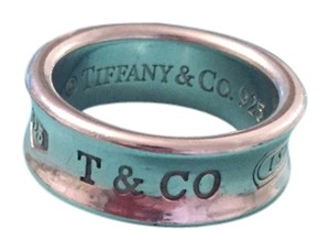 Tiffany & Co. Tiffany and Co 1837 ring