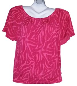 Michael Kors Top Red, pink