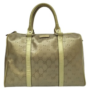 Gucci Pvc Leather Tote